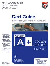 comptia a 220 801 and 220 802 cert guide 3rd edition pearson