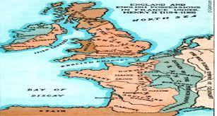 Map Of England And France by Church History Crusaders