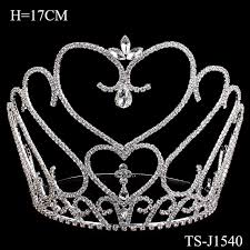 hair accessories malaysia miallo miss malaysia big crown tiara pageant prom
