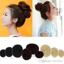 sock bun hair hot womens hair bun donut synthetic scrunchie hair cover bun