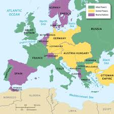 Ottoman Europe by World War I Aftermath Drawing America To Victory
