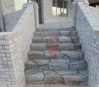 Brick Stairs Design Brick Steps Design Ideas How To Build Front Paver Patio Painted