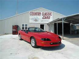 1994 chevrolet camaro for sale on classiccars com 14 available