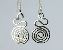 wire earrings wire earrings etsy
