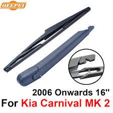 Kia Mk Qeepei Rear Windscreen Wiper And Arm For Kia Carnival Mk 2 2006