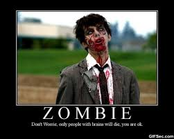 Funny Zombie Memes - funny zombie quotes funny quotes
