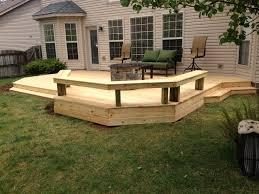 compact wood patio ideas 137 backyard wood patio ideas nice low