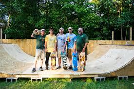Backyard Skateboarding Owens Photo Backyard Mini Ramp Grindtv Com