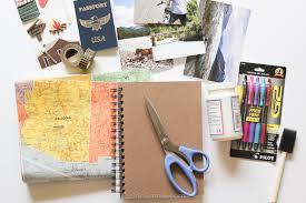 Massachusetts travel notebook images Our mini family diy travel journal jpg