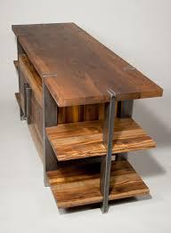 wood u0026 metal living room suite trevor thurow furniture design