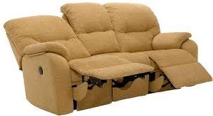 G Plan Recliner G Plan Mistral Fabric Recliner 3 Seater Sofa Recliner Sofas