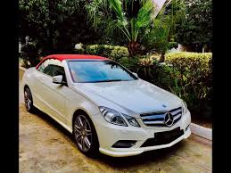 mercedes e class convertible for sale mercedes e class cabriolet e 250 2013 for sale in lahore