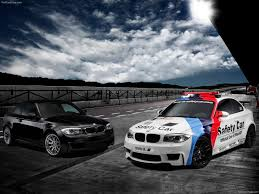 bmw race series bmw 1 series m coupe motogp safety car 2011 picture 9 of 40
