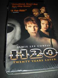 halloween h20 vhs new jamie lee curtis josh hartnett