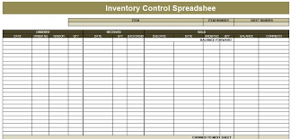 Inventory Excel Templates Excel Inventory Management Templates Excel Templates