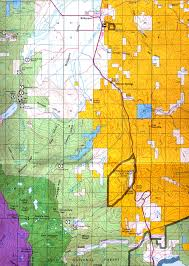 Blm Colorado Map by Buy And Find California Maps Bureau Of Land Management Southern