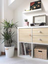 Ikea Lerberg Shelf Diy How I Customised My Ikea Kallax Shelving Unit With Doors