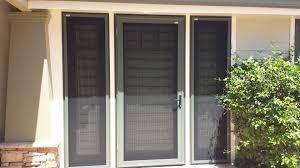 storm door window replacement california security screens online