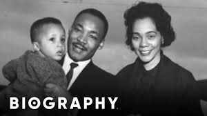 biography for martin luther king martin luther king jr minister civil rights activist mini