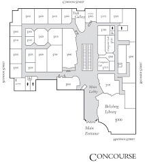 Floor Plan Image Floor Plans Meeting Event And Conference Services Simon