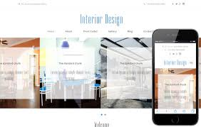 15 best furniture and interior web template free download