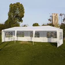 patio tent 10x30 party wedding outdoor canopy heavy duty gazebo