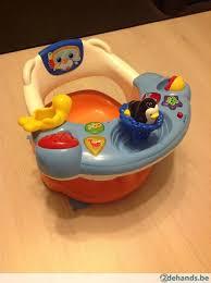 siege bain jouet vtech baby siège bain interactif te koop 2dehands be