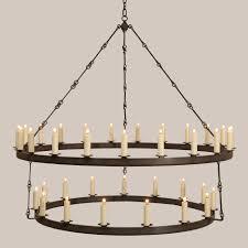 Lighting Fixtures Chandeliers 2099 Eternity Chandelier Paul Ferrante