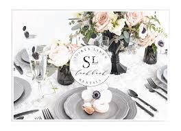 table linen rentals denver soiree linen specialty linen rentals