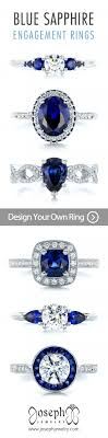 design your own engagement ring 170 best sapphire engagement rings images on sapphire