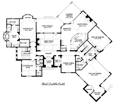 architecture appealing eplans home with garage design and