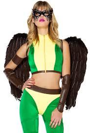 Forplay Halloween Costumes Forplay 556532 Green Superhero Womens Costume Upscalecostumes