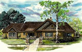 mountain cabin plans plan 12929kn mountain home with outdoor living space outdoor