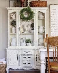 kitchen hutch decorating ideas 96 farmhouse hutch decor pretty white kitchen hutch i need this