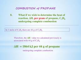 write the balanced chemical equation for complete combustion of