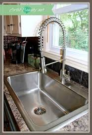 elkay kitchen faucet is elkay kitchen sink and parma faucet remodel reveal