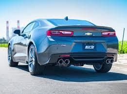 2010 camaro borla exhaust 2016 2017 camaro v6 borla atax exhaust 11927 axle back non npp