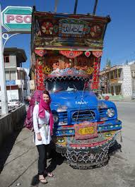 best truck in the world khaplu palace one long peel