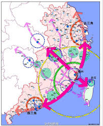 Fuzhou China Map china approves fuzhou new area china org cn