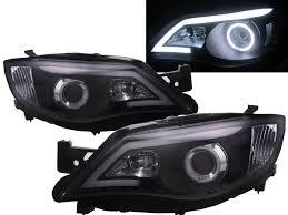 2008 subaru outback brake light bulb crazythegod impreza outback 2008 2013 ccfl angel eye headlight led
