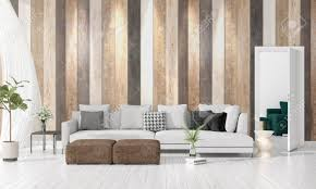 livingroom in modern loft interior design of livingroom in vogue with plant