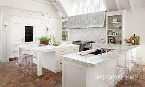 gorgeous white kitchen traditional home