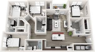 floor plans at stadium view student living