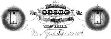 Arc Lights Brush Arc Lamps Electricmuseum Com