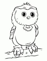 free owl on the moon coloring page free coloring pages