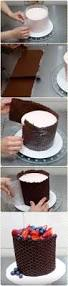 Simple Cake Decorating How To Create A Super Simple Quilted Effect Cake Decorating And