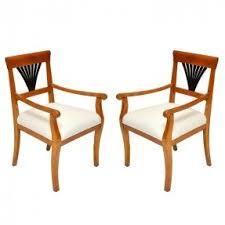biedermeier dining arm chairs foter