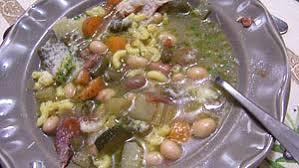 recette de cuisine provencale recette de la soupe au pistou de provence