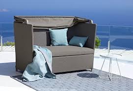 sofa schã ner wohnen lounge möbel für draußen schöner wohnen