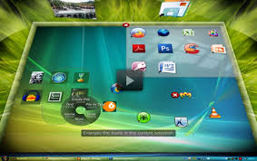 bureaux virtuels windows 7 bumptop bureau virtuel en 3d epn ressources
